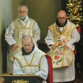 Prymicje Ojców Bernardynów u św. Józefa